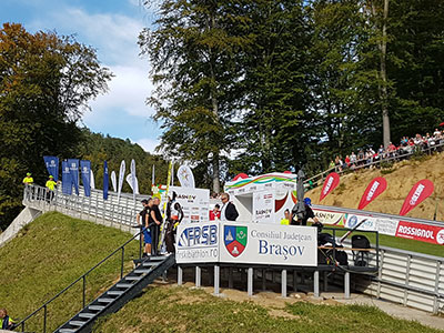 Men's World Ski Jumping Stage