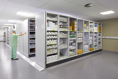 Healthcare Industry Storage Solutions